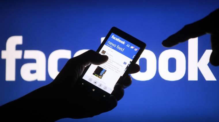 A Facebook a legnépszerűbb mobilos app kép