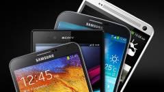 Komoly bajban az LG, az HTC és a Huawei kép