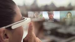 Már az iOS-t és a YouTube-ot is támogatja a Google Glass kép