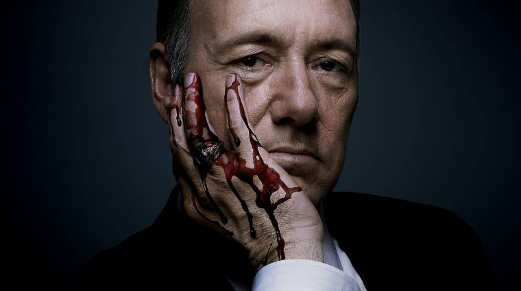 Február 14-én jön a House of Cards második évada kép