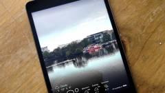 Már iPadre is van Yahoo Weather kép