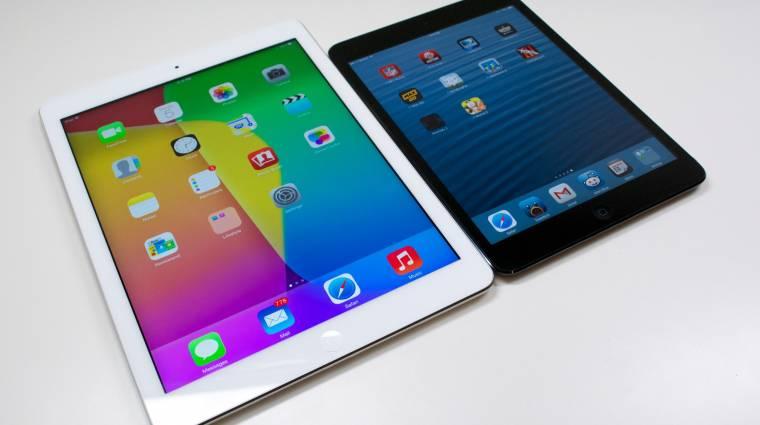 Nagyon sok iPad Airt adott el az Apple kép