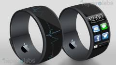 A hajlított kijelzők felé kacsintgat az Apple? kép