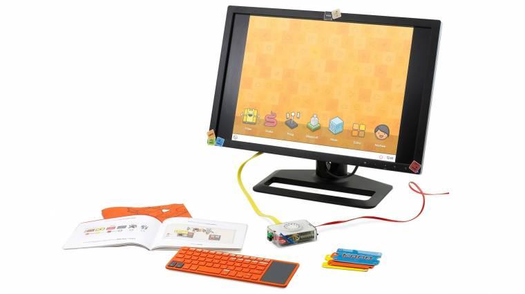 Kano: itt kezdődik a gyerek informatikai képzése kép