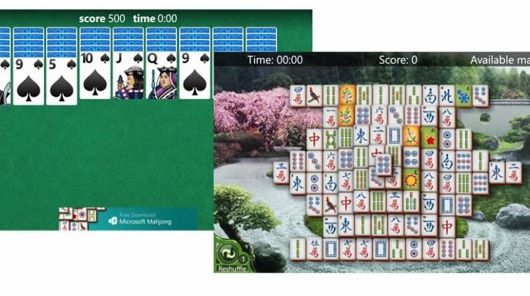 Pasziánsz és madzsong Windows Phone-ra kép