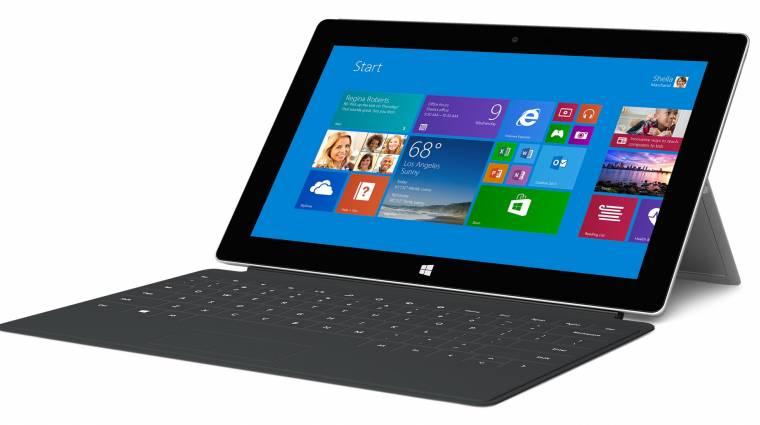 Eltüntette a Surface Pro 2 patchét a Microsoft kép