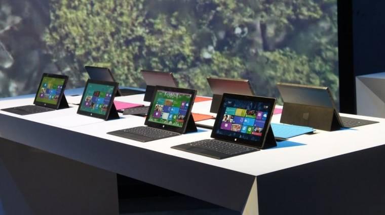 Ingyenes Windowst fontolgat a Microsoft kép