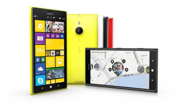 Virtuális vezérlőszervek a Windows Phone-ban is? kép