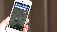 Nincs többé nokiás térkép iOS-en kép