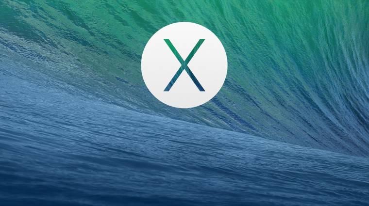 Telepíthető a Mac OS X 10.9.1 kép