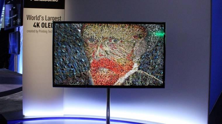 Nem dolgozik többé OLED kijelzőn a Sony és a Panasonic kép