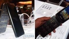 Dupla kijelzős androidos mobil a Philips-től kép