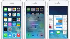 Autós frissítést hoz az iOS 7.1 kép
