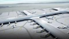 A jövő reptere Kínában kép