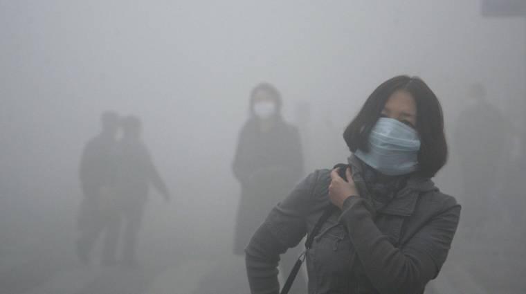 Különösen veszélyes szuper-üvegházgázt találtak kép