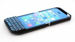 QWERTY-s keret az újabb almás mobilokhoz kép