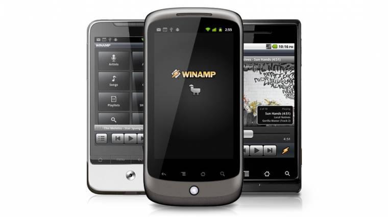 Megmenekülhet a Winamp? kép