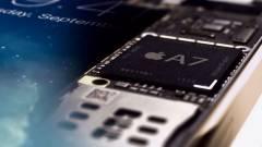 Az Apple vásárolta a legtöbb lapkát 2013-ban kép