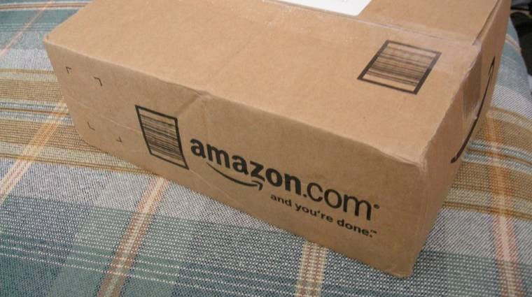 Ijesztően hatékonnyá válna az Amazon kép