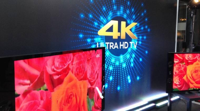 4K-s streamelést demóz a CES-en a Youtube kép
