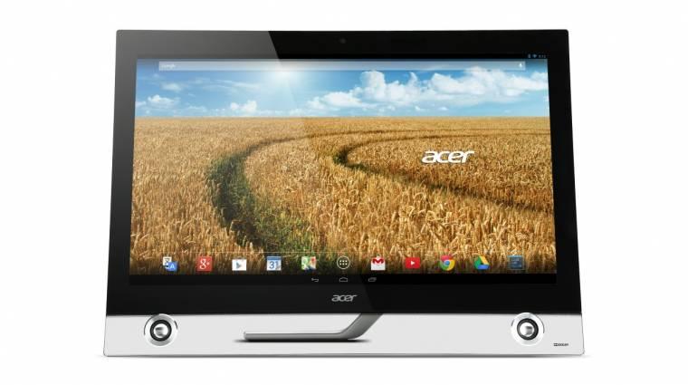 Drága androidos asztali PC az Acertől kép