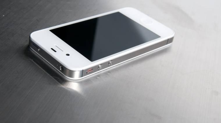 Újra kapható lesz az iPhone 4 kép