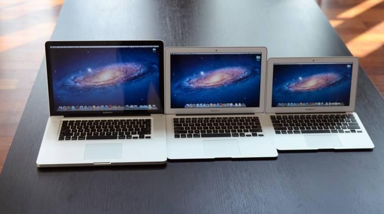 11,88 hüvelykes lehet az új MacBook Air kép
