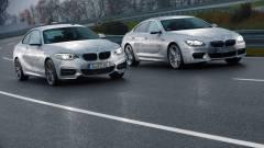 Magától driftel a BMW önvezető autója kép