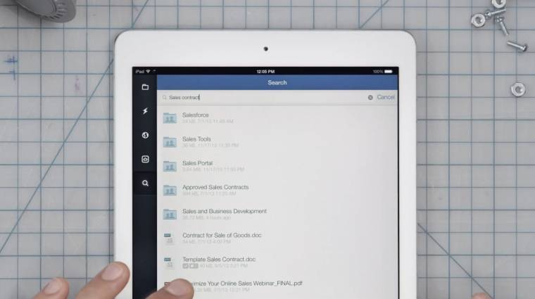 50 GB ingyen tárhely az Apple iOS-t használóknak kép