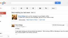 Egyszerű lesz ismeretleneket zaklatni a Gmailben kép