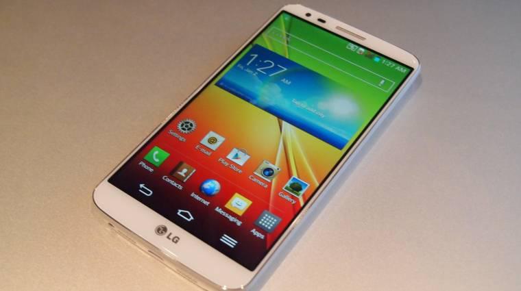 Májusban jön az LG G3 kép