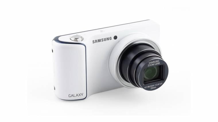 Új Galaxy Camera a Samsungtól kép