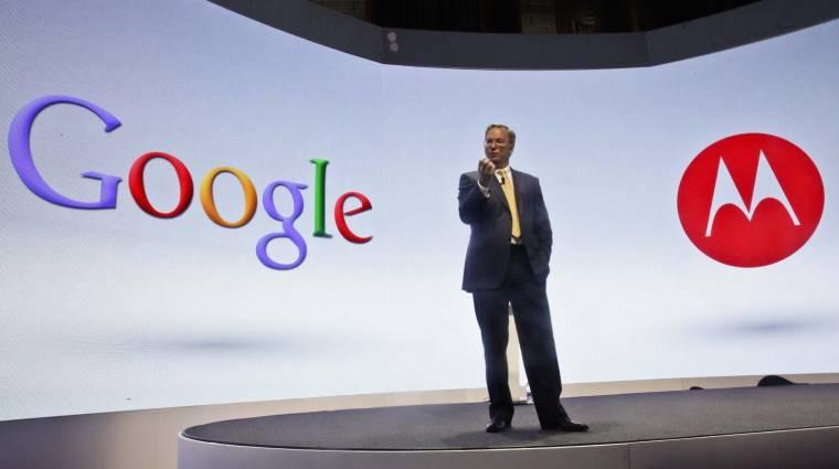 A Google eladta a Motorolát kép