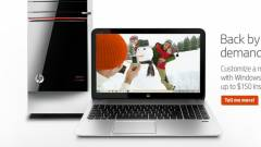 HP: vegyetek inkább Windows 7-es gépet kép