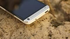 Nem lesz nagy durranás a HTC One utódja? kép