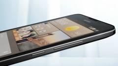 Hordozható töltőként is funkcionál a Huawei tepsifonja kép