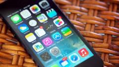 Már 78 százalékon áll az iOS 7 kép