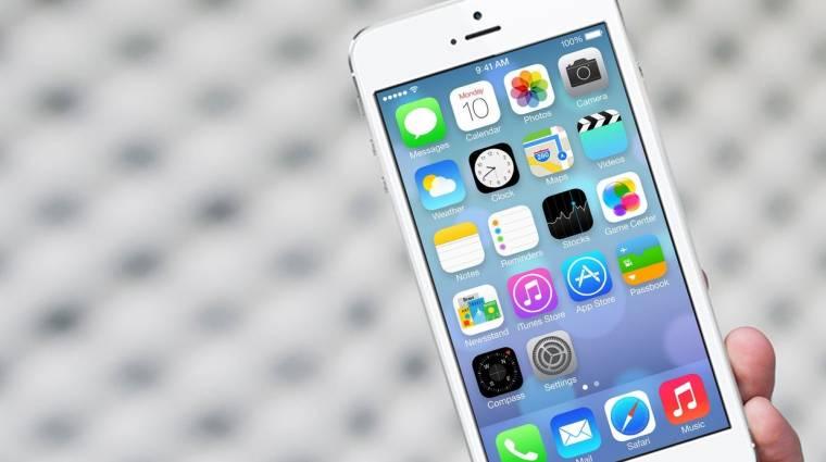 Szupervékony lesz az iPhone 6 kép