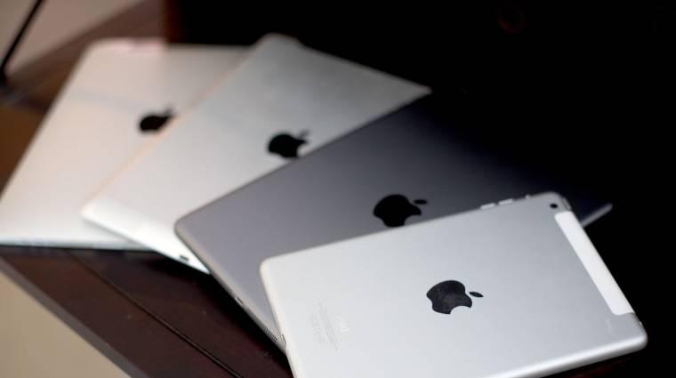Így alakítható hibriddé az iPad kép