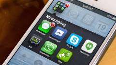 Megőrülünk az üzenetküldő appokért kép