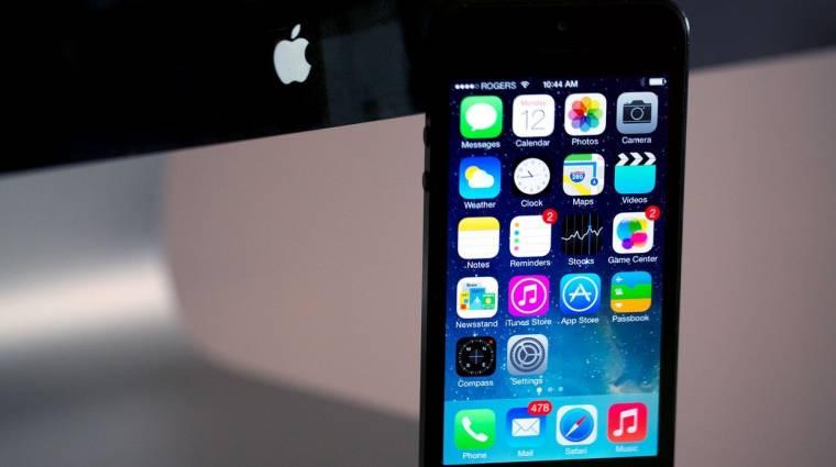 iPhone 5S-ről internetezünk a legtöbbet kép