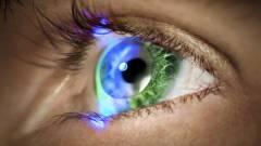 Szuperlátást kölcsönöz viselőjének az okos kontaktlencse kép
