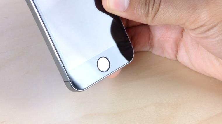 Mindent zafírüvegbe burkolhat az Apple kép