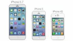 Tepsimobil lesz a következő csúcs iPhone? kép