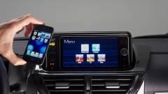 Telefonról szórakoztatnak az új autók kép