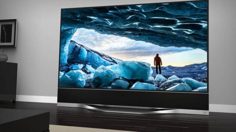 Megfizethető Ultra HD TV-kkel készül a Vizio kép