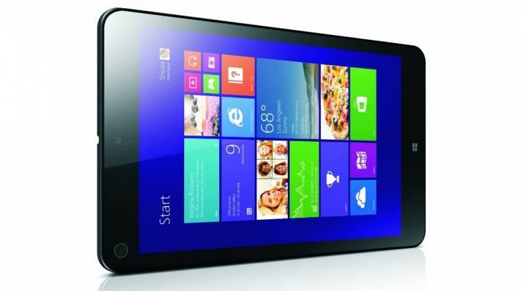 Remek Windows 8.1-es tablet a Lenovótól kép