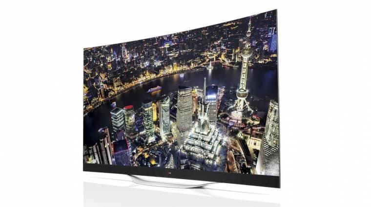 Itt az LG elképesztő OLED TV-s arzenálja kép
