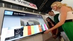 Az LG a webOS-sel forradalmasítaná az okostévé-piacot kép