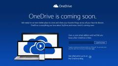 Megvan a Microsoft SkyDrive új neve kép